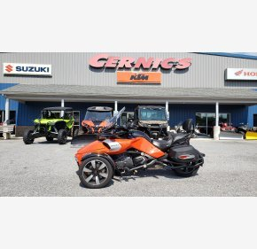 2016 Can-Am Spyder F3 for sale 200780051