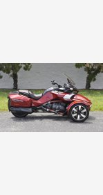 2016 Can-Am Spyder F3 for sale 200782972
