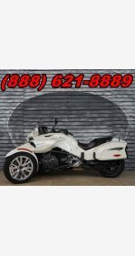 2016 Can-Am Spyder F3 for sale 200916076