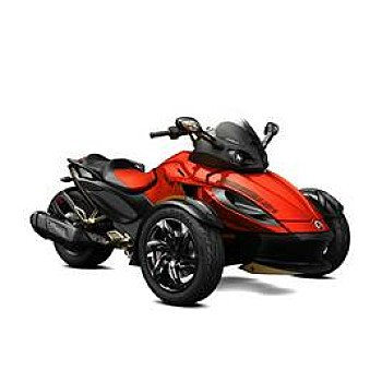 2016 Can-Am Spyder RS-S for sale 200720183