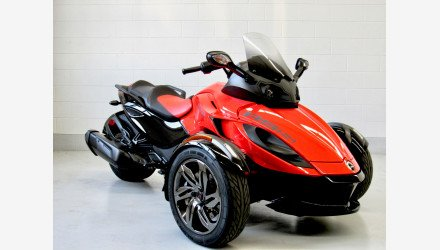 2016 Can-Am Spyder RS-S for sale 200811209
