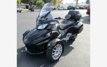 2016 Can-Am Spyder RT for sale 200663019