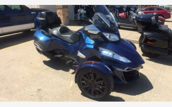2016 Can-Am Spyder RT for sale 200678065