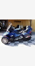 2016 Can-Am Spyder RT for sale 200792912