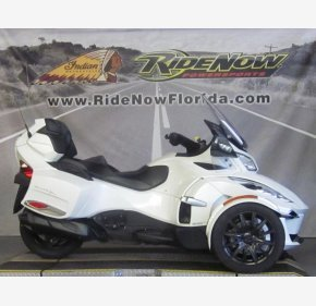 2016 Can-Am Spyder RT for sale 200804899