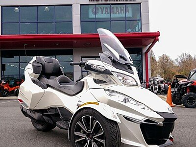 2016 Can-Am Spyder RT for sale 200892124