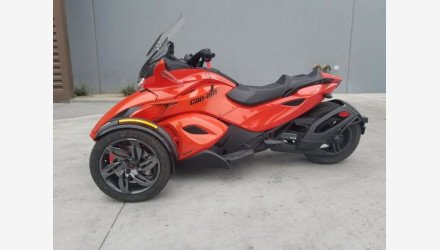 2016 Can-Am Spyder ST-S for sale 200722632