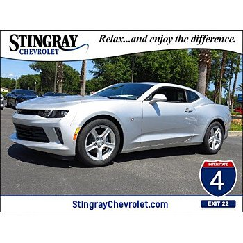2016 Chevrolet Camaro LT Coupe for sale 100770705