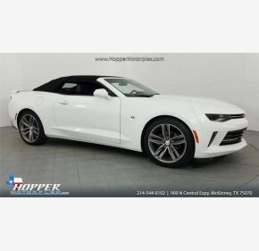 2016 Chevrolet Camaro for sale 101045568