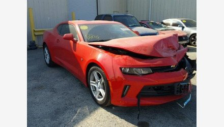 2016 Chevrolet Camaro LT Coupe for sale 101059879