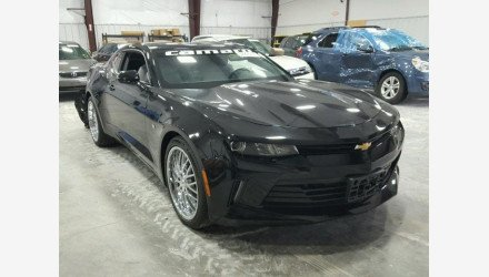 2016 Chevrolet Camaro LT Coupe for sale 101066263
