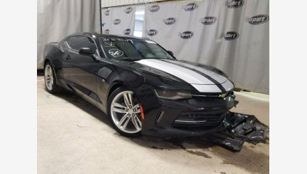 2016 Chevrolet Camaro LT Coupe for sale 101067986