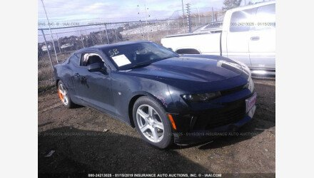 2016 Chevrolet Camaro LT Coupe for sale 101105634