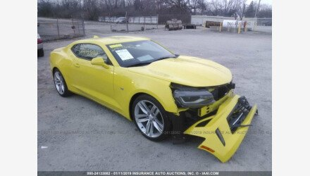 2016 Chevrolet Camaro LT Coupe for sale 101111142