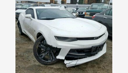 2016 Chevrolet Camaro LT Coupe for sale 101113176