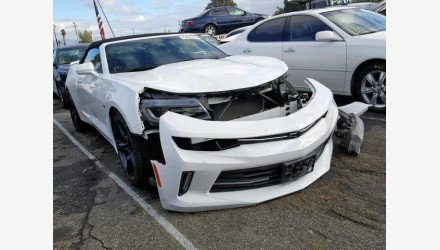2016 Chevrolet Camaro for sale 101118699