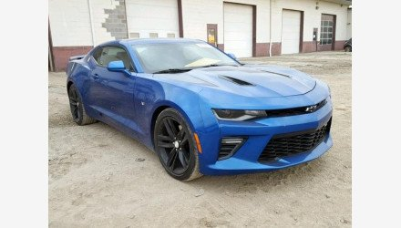 2016 Chevrolet Camaro SS Coupe for sale 101130391