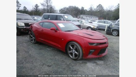 2016 Chevrolet Camaro SS Coupe for sale 101130533