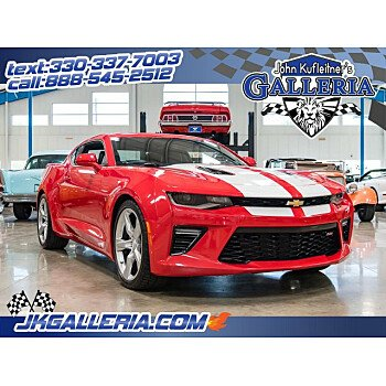 2016 Chevrolet Camaro SS Coupe for sale 101206338