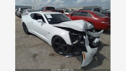 2016 Chevrolet Camaro LT Coupe for sale 101216045