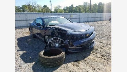 2016 Chevrolet Camaro LT Coupe for sale 101224381