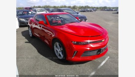 2016 Chevrolet Camaro LT Coupe for sale 101231580