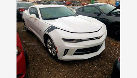 2016 Chevrolet Camaro LT Coupe for sale 101234592