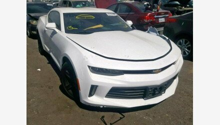 2016 Chevrolet Camaro LT Coupe for sale 101235310
