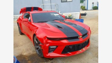 2016 Chevrolet Camaro SS Coupe for sale 101236303