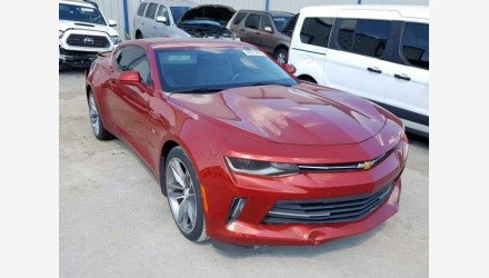 2016 Chevrolet Camaro LT Coupe for sale 101236354