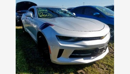 2016 Chevrolet Camaro LT Coupe for sale 101236676