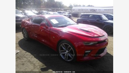 2016 Chevrolet Camaro SS Coupe for sale 101236726