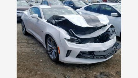 2016 Chevrolet Camaro LT Coupe for sale 101237422
