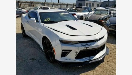 2016 Chevrolet Camaro SS Coupe for sale 101238427