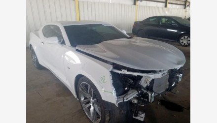 2016 Chevrolet Camaro LT Coupe for sale 101238680