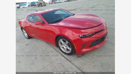 2016 Chevrolet Camaro LT Coupe for sale 101239165