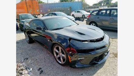2016 Chevrolet Camaro SS Coupe for sale 101239500
