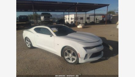 2016 Chevrolet Camaro LT Coupe for sale 101240022