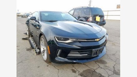 2016 Chevrolet Camaro LT Coupe for sale 101268128
