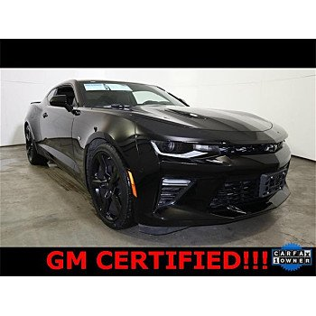 2016 Chevrolet Camaro SS Coupe for sale 101279543