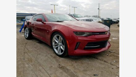 2016 Chevrolet Camaro LT Coupe for sale 101283244