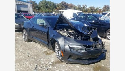 2016 Chevrolet Camaro LT Coupe for sale 101284046