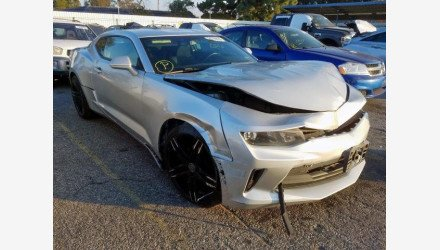 2016 Chevrolet Camaro LT Coupe for sale 101284199