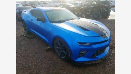 2016 Chevrolet Camaro SS Coupe for sale 101284202