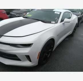 2016 Chevrolet Camaro LT Coupe for sale 101286326