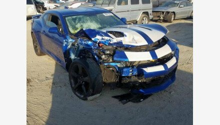 2016 Chevrolet Camaro SS Coupe for sale 101291638