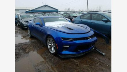 2016 Chevrolet Camaro SS Coupe for sale 101291738