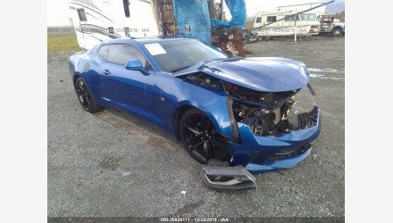 2016 Chevrolet Camaro LT Coupe for sale 101296839