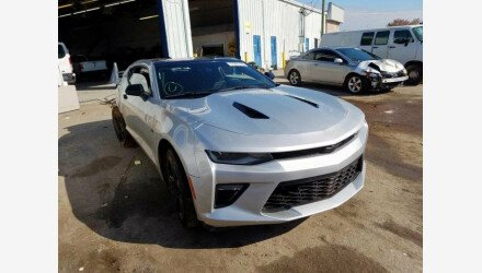 2016 Chevrolet Camaro SS Coupe for sale 101304745