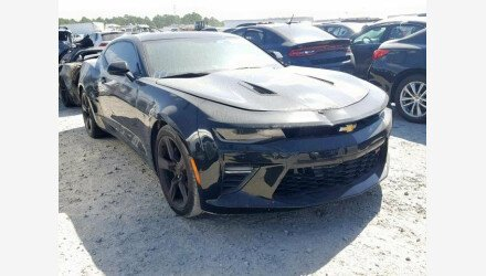 2016 Chevrolet Camaro SS Coupe for sale 101306225
